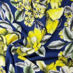 Yellow Flowers Silk Touch